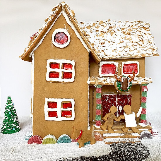 My Favorite Gingerbread House Recipes, Tools, & Tricks