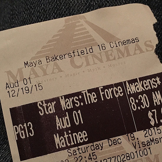 saturday-morning-snapshot-20151219-star-wars-ticket-stub