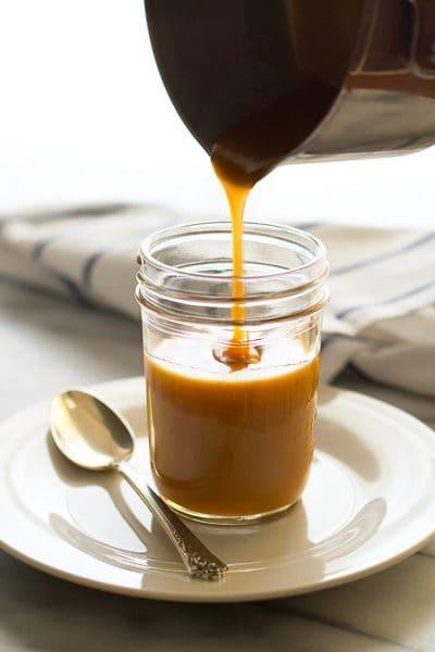 Shortcut 5-Minute Caramel Sauce