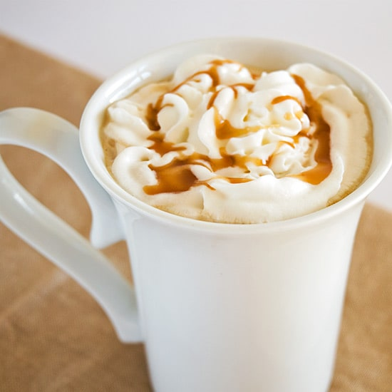 Better Than Starbucks Caramel Macchiato