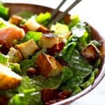 Light and Healthy BLT Salad