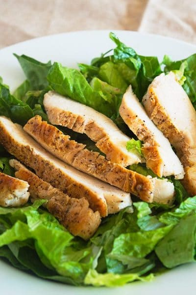 How to Cook Perfect Chicken Breasts for Salads and Sandwiches