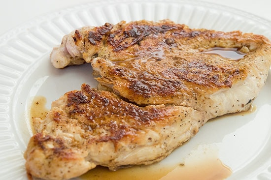 Quick and dirty instructions for cooking perfectly juicy and tender chicken breasts for salads and sandwiches.