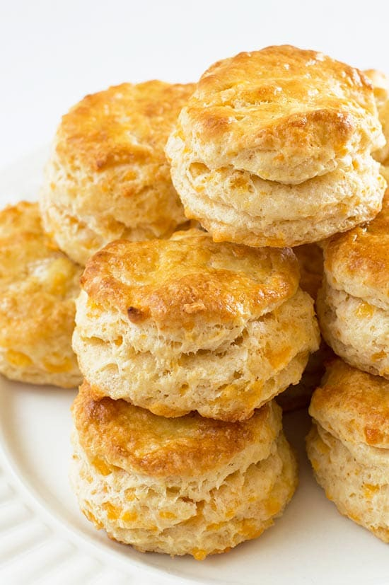 Cheddar Cheese Scones Recipe — Dishmaps