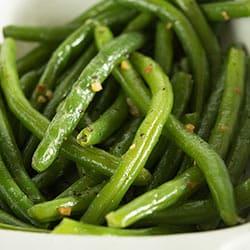 No Fail Butter and Garlic Green Beans