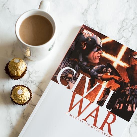 Saturday Morning Snapshot - Civil War