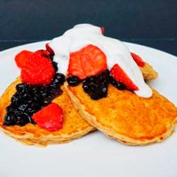 Making Healthy Choices' Barley Buttermilk Pancakes