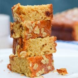 The Women Talk's Super Healthy Quinoa Cake with Honey and Olive Oil