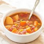 Mexican Vegan Veggie Stew