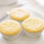 Sweet Buttermilk Cornbread Muffins With Honey Butter