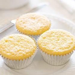 Sweet Buttermilk Cornbread Muffins With Honey Butter