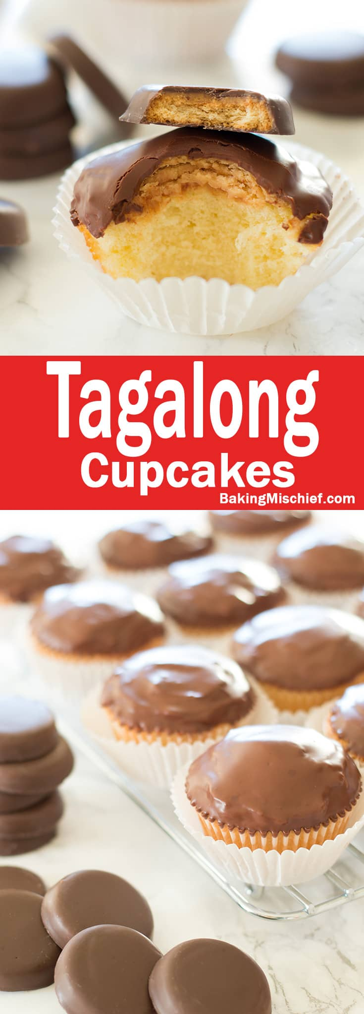 tagalong peanut butter parfaits recipes dishmaps tagalong peanut ...