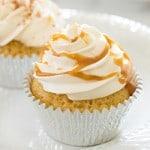 Kahlua Tres Leches Cupcakes