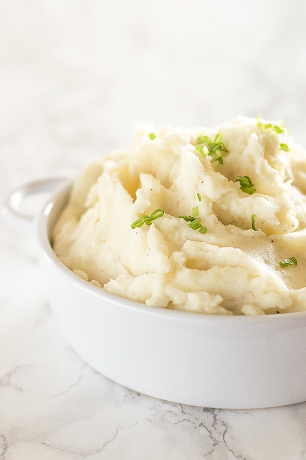 how to make the best homemade mashed potatoes