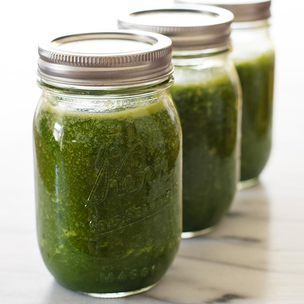 Naturally Sweet Green Smoothies