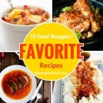 Bloggers' Favorite Recipes