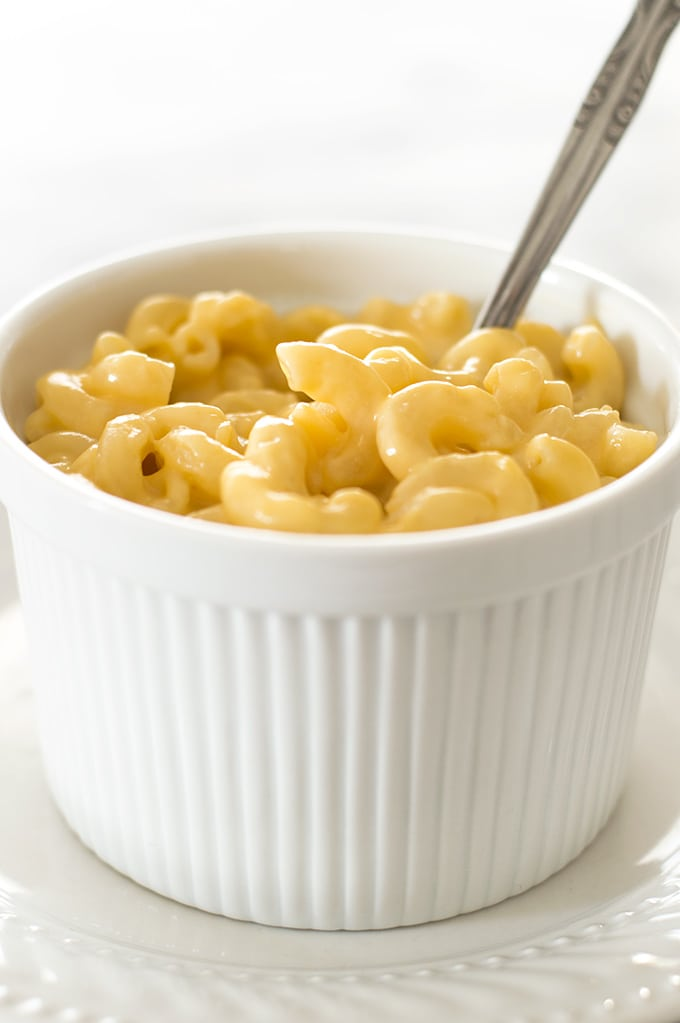 Basic Macaroni and Cheese