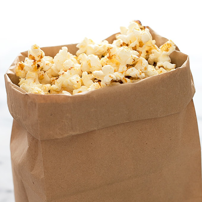 Easy Homemade Kettle Corn