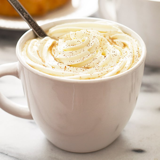 Pumpkin Spice Latte Recipe Two Ways (Light and Decadent)