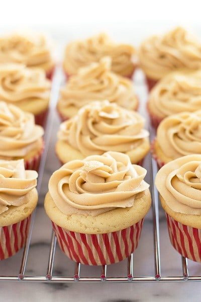 Spectre Apple Pie (Cupcakes)