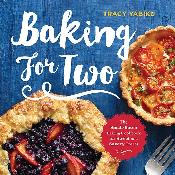 Baking for Two Announcement (I Wrote a Book!)