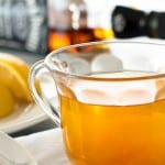 Cold-Soothing Chai Hot Toddy