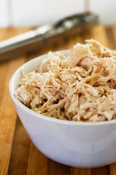 How to Cook Shredded Chicken