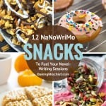 12 NaNoWriMo Snacks to Fuel Your Novel-Writing Sessions