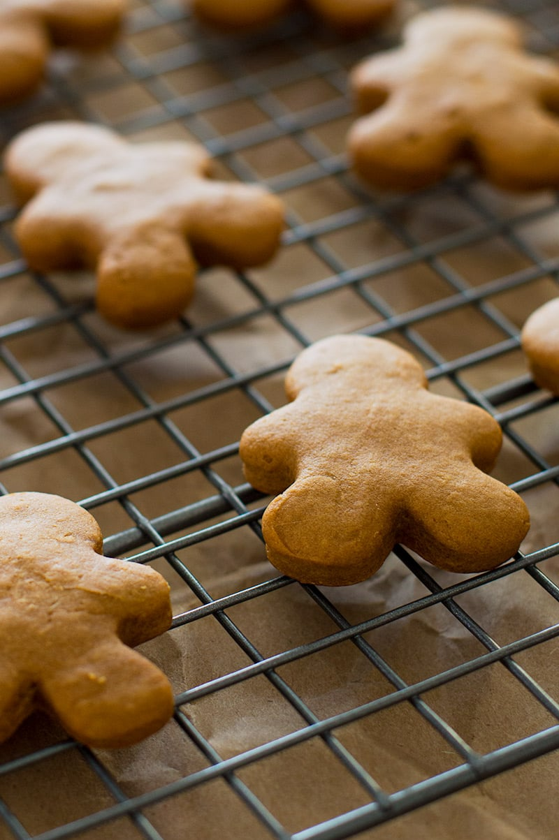 Easy Horse And Dog Gingerbread Treats Baking Mischief