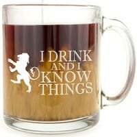 12 nerdy mugs perfect for gifting and drinking holiday cheer from.