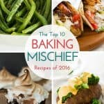 The Most Popular Baking Mischief Recipes of 2016