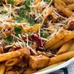 Easy Pasta Primavera For Two