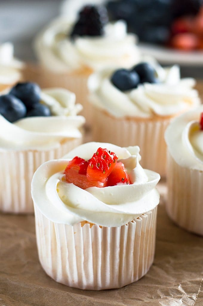 how to make small batch cupcakes