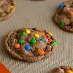 Small-batch Chocolate Mini M&M Cookies