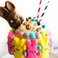 Easter Candy Freakshake