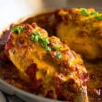 Easy Salsa Chicken for Two