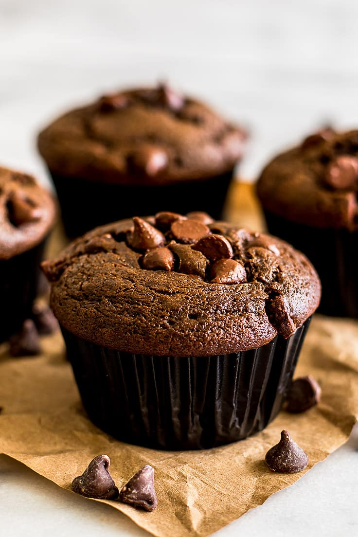 Chocolate muffin recipe serves 6