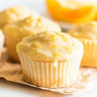 These Small-batch Orange Muffins are like sweet little bits of sunshine baked up just to brighten your day. They're soft, sweet, and super moist, with a crunchy orange glaze on top.