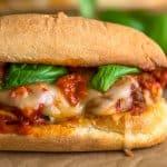 The Perfect Meatball Sandwich Recipe