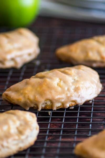 Small-batch Apple Hand Pies With Brown Sugar and Butter Glaze