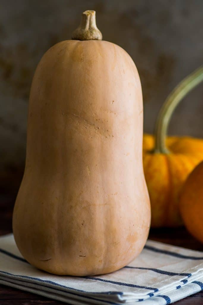 How to Cut Butternut Squash, a quick and simple tutorial. | #CookingTutorials |