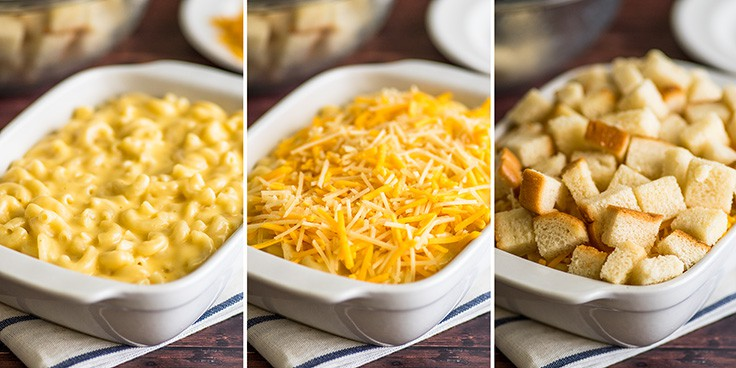 This mac and cheese for two couldn't be easier to make. | #RecipesForTwo | #EasyMeals | #Pasta |