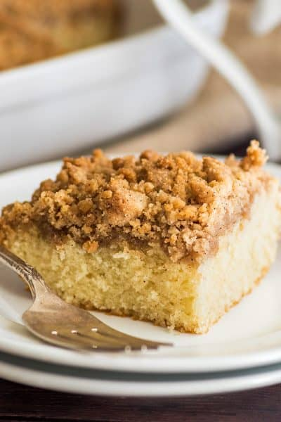 Mini Coffee Cake