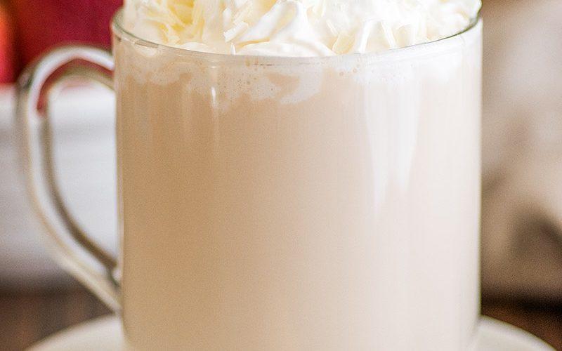 Homemade White Chocolate Mocha Recipe