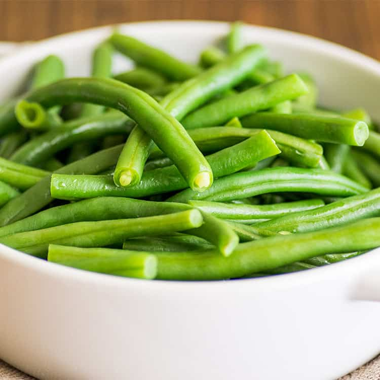 How To Steam Green Beans In The Microwave Baking Mischief