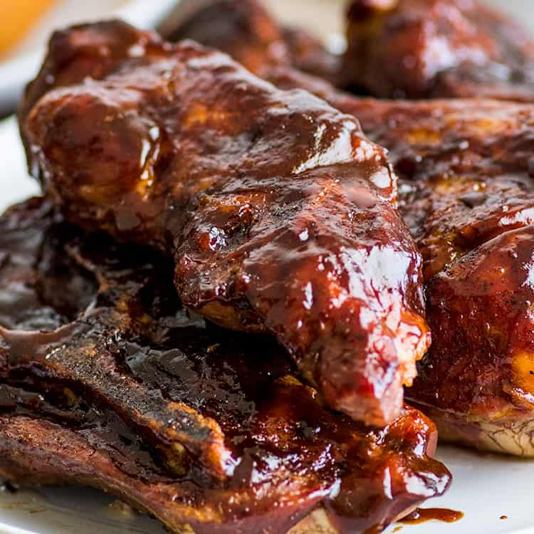 Easy Country Style Pork Ribs In The Oven Baking Mischief