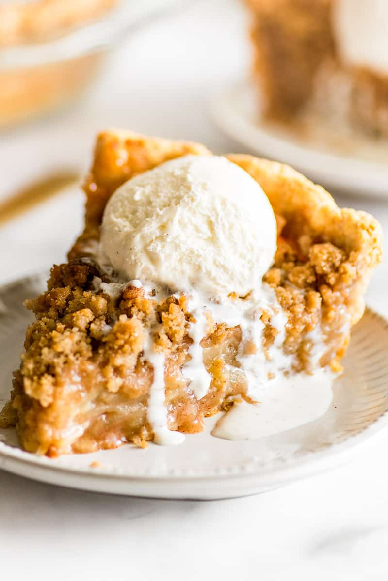 Easy Dutch Apple Pie   Baking Mischief