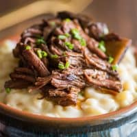 Short Rib Mac and Cheese