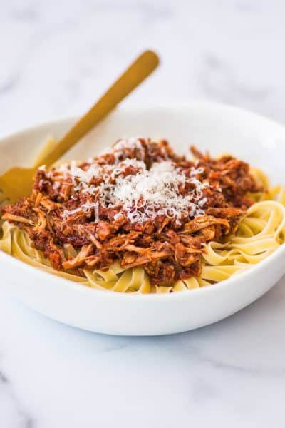 Easy Pork Ragu