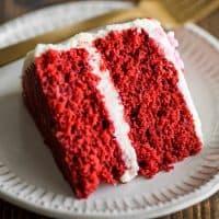 Small Red Velvet Cake